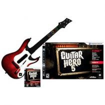 Guitar Hero: 5 com Guitarra p/ PS3