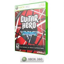 Guitar Hero: Van Halen p/ Xbox 360