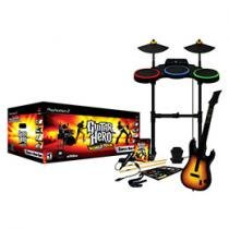 Guitar Hero: World Tour p/ PS2