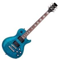 Guitarra Charvel Mogno Desolation DS 2 ST - Azul