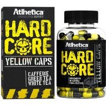 HardCore Yellow Caps Natural 120 Cápsulas - Atlhetica Evolution