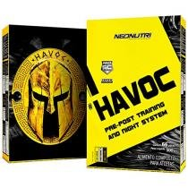 Havoc Pre Post Train 66 Cápsulas - Neo Nutri