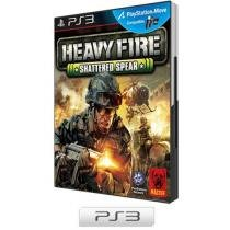 Heavy Fire Shattered Spear para PS3 - Mastiff