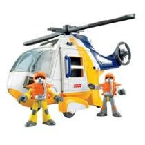 Helicóptero Aventura Imaginext - Fisher-Price