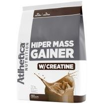 Hiper Mass Gainer Chocolate 3Kg - Atlhetica