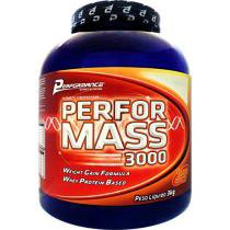 Hipercalórico/Massa PerforMass 3 kg Banana - Performance Nutrition