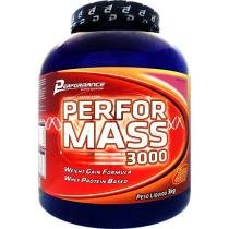 Hipercalórico/Massa PerforMass 3 kg Morango - Performance Nutrition