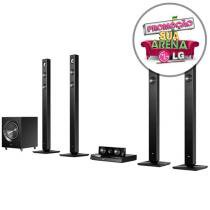 Home Theater c/ Blu-ray 3D 5.1 Canais 1100W RMS