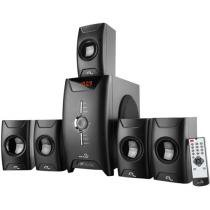 Home Theater Multilaser Extreme 150W RMS - 5.1 Canais c/ Subwoofer Conexões Auxiliar/SD/USB