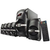 Home Theater Multilaser SP169 c/ Blu-ray - 70W RMS 5.1 Canais Conexão USB e Bluetooth