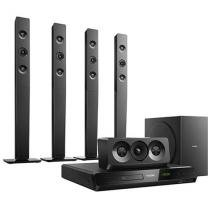 Home Theater Philips HTD5580X/78 1000W RMS - 5.1 Canais Bluetooth Conexão HDMI e USB