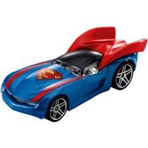 Hot Wheels Carrinhos e Motos - Superman