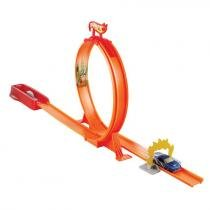 Hot Wheels City Pista Radical Looping e Salto - Mattel - Hot Wheels