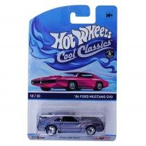 Hot Wheels Clássicos - 84 Ford Mustang SVO - Mattel - Hot Wheels