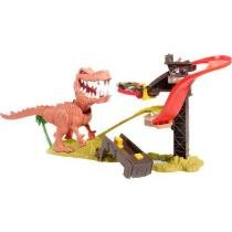 Hot Wheels Pista de Ataque do T-Rex - Mattel