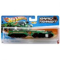 Hot Wheels Rapid Transit Great Scot - Mattel