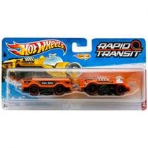 Hot Wheels Rapid Transit Super Stoker - Mattel