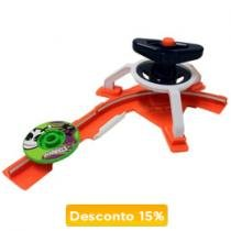 Hot Wheels Spinshotz Kit Basico Lançador Set 02