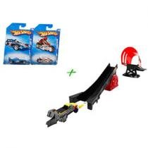 Hot Wheels Team Manobras Radicais
