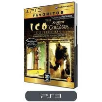 Ico & Shadow Of The Colossus para PS3 - Coleção Favoritos - Sony