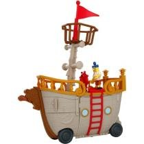 Imaginext Barco Bob Esponja - Fisher-Price