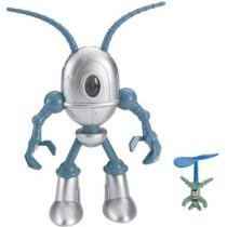 Imaginext Bob Esponja - Plankton & Chumbot - Fisher-Price