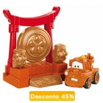 Imaginext Cars 2 Mate e o Gongo Samurai