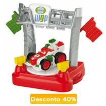 Imaginext Cars 2 Podium Francesco