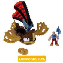 Imaginext Esquife Pirata com Acessrios
