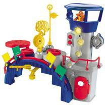 Imaginext Sky Racers - Aeroporto - Fisher-Price
