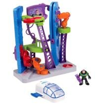 Imaginext Toy Story Estação Espacial do Buzz - Fisher-Price
