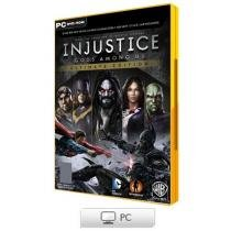 Injustice: Gods Among Us - Ultimate Edition - para PC - WB Games