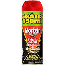 Inseticida Mortein Aerossol Mata Baratas - Power Guard Tripla-Ação 450ml