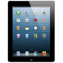 "iPad 4 Apple 3G 32GB Tela Retina Multi-Touch 9,7"" - Wi-Fi Câmera 5MP Grava em HD Bluetooth - MD517BZ/A"