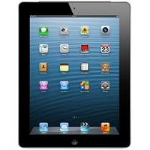 "iPad 4 Apple 64GB Tela Retina 9,7"" - Wi-Fi Câmera 5MP Grava em HD Bluetooth - MD512BZ/A"