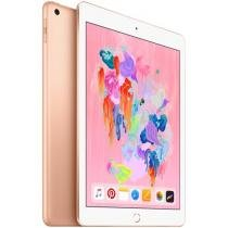 iPad 6 Apple 128GB Dourado Tela 9.7 Retina - Proc. Chip A10 Câm. 8MP + Frontal iOS 11 Touch ID