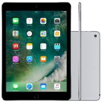 iPad Air 2 Apple 128GB Cinza Espacial Tela 9,7 - Retina Proc. Chip A8X Câm. 8MP + Frontal iOS 10