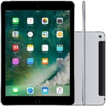 iPad Air 2 Apple 4G 128GB Cinza Espacial Tela 9,7 - Retina Proc. M8 Câm. 8MP + Frontal iOS 8 Touch ID