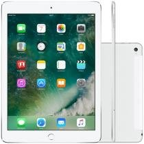 iPad Air 2 Apple 4G 128GB Prata Tela 9,7 Retina - Proc. M8 Câm. 8MP + Frontal iOS 8 Touch ID