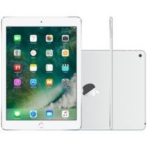iPad Air Apple 4G 16GB Prata Tela 9,7 Retina - Proc. M7 Câm. 5MP + Frontal iOS 8