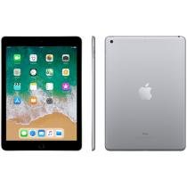 iPad Apple 128GB Cinza Espacial Tela 9,7 Retina - Proc. Chip A9 Câm. 8MP + Frontal iOS 11 Touch ID