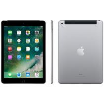 iPad Apple 4G 32GB Cinza Espacial Tela 9,7 Retina - Proc. Chip A9 Câm. 8MP + Frontal iOS 10 Touch ID