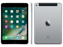 iPad Mini 4 Apple 4G 64GB Cinza Espacial Tela 7,9 - Retina Proc. Chip A8 Câm. 8MP + Frontal iOS 10
