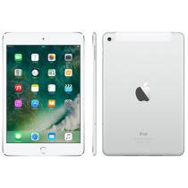 iPad Mini 4 Apple 4G 64GB Prata Tela 7,9 Retina - Proc. M8 Câm. 8MP + Frontal iOS 10 Touch ID