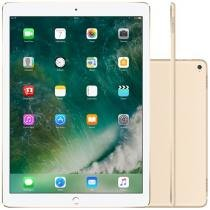 iPad Pro Apple 32GB Dourado Tela 12,9 Retina - Proc. M9 Câm. 8MP + Frontal iOS 9 Touch ID