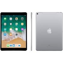 iPad Pro Apple 4G 256GB Cinza Espacial Tela 10,5 - Retina Proc. Chip A10X Câm. 12MP + Frontal iOS 11