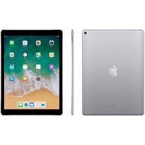 "iPad Pro Apple 4G 256GB Cinza Espacial - Tela 12,9"" Proc. Chip A10X Câm. 12MP + Frontal 7MP"