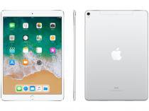 "iPad Pro Apple 4G 256GB Prata - Tela 10,5"" Proc. Chip A10X Câm. 12MP + Frontal 7MP"
