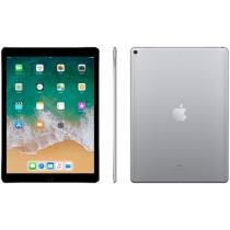 "iPad Pro Apple 64GB Cinza Espacial - Tela 12,9"" Proc. Chip A10X Câm. 12MP + Frontal 7MP"