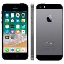 iPhone 5s Apple 32GB iOS 8 Tela 4 4G Wi-Fi - Câm. 8MP Grava em HD GPS Proc. M7 - Cinza Espacial